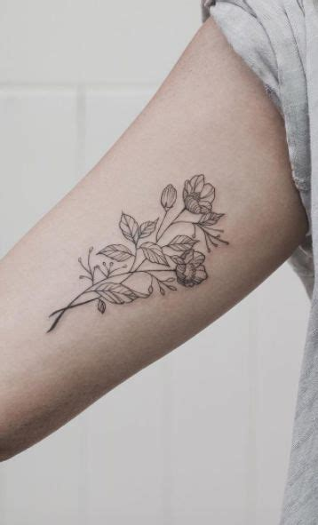unique flower tattoos 17 unique arm designs for flower