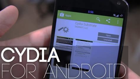 cydia android the best cydia alternative for android saurik s substrate