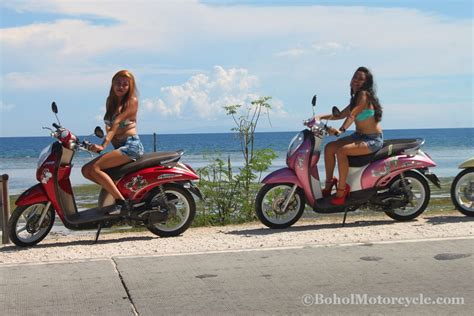 philippine motorcycle motorcycle rental rent a motorcycle in bohol info bohol