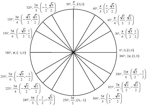Pattern In Unit Circle | pin circle unit precal blog on pinterest