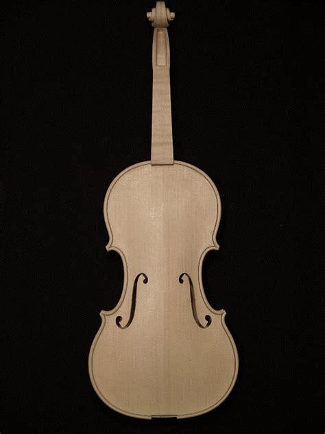 blueprint of a 19th c violin maker s plans 11 x ホワイトバイオリン