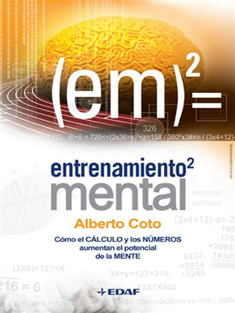 entrenamiento mental edition books entrenamiento mental by alberto coto read book