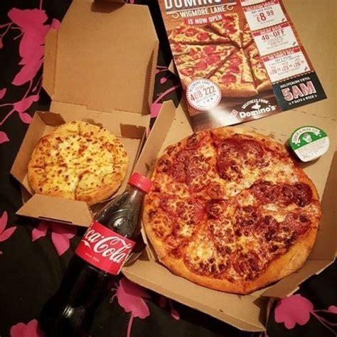 domino pizza instagram domino s garlic pizza bread is a gift from the takeaway gods