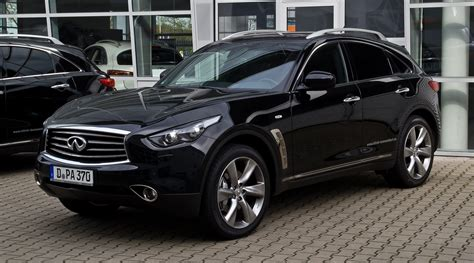 infiniti fx50 infiniti fx50 history photos on better parts ltd