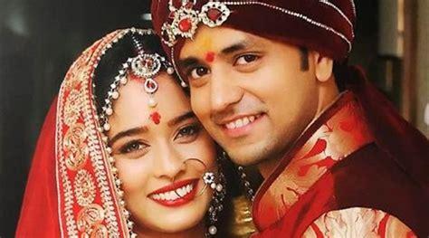 Shakthi Arora Marriage Photos shakti arora and neha saxena tie the knot the indian express