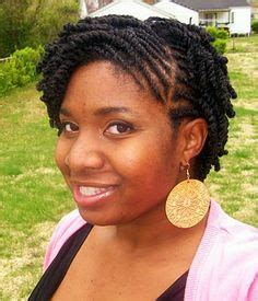 the nappy berryinspiration : 10 coiffures pour cheveux courts