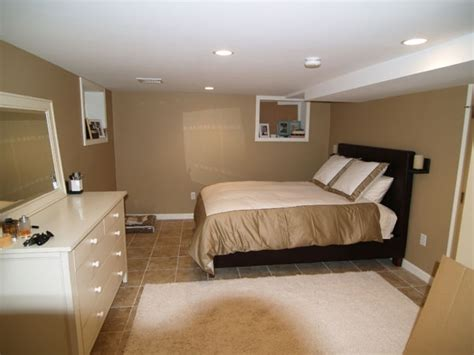 how to make a bedroom in a basement how to make basement bedroom ideas new basement and tile
