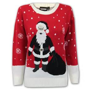 Santa Christmas Jumper Snowman Christmas Jumper » Ideas Home Design