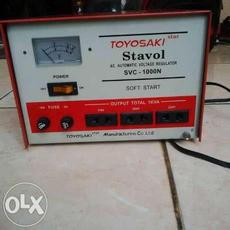 Toyosaki Stabilizer 1000n beli stabilizer pilih standar jepang atau china bangsaid