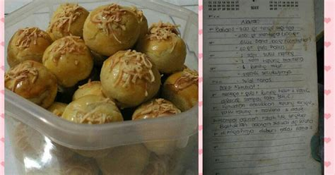 Kue Cookies Nanas Nastar Jadul resep nastar jadul oleh nozomi alifia ghaisani cookpad