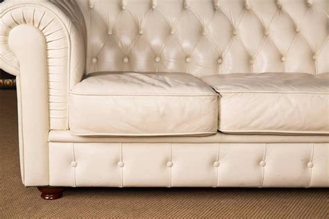 Original Chesterfield Sofa Original Chesterfield Sofa Genuine Leather For Sale At 1stdibs