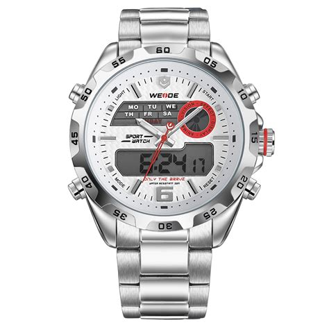 Weide Japan Quartz Stainless Miyota Sports Wh3410 weide japan quartz stainless miyota sports 30m water resistance wh3403