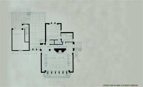 Millard House Design Millard House In Pasadena By Frank Lloyd Wright