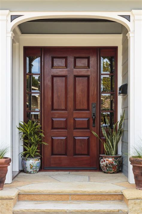 What Is The Best Kind Of Front Entry Door