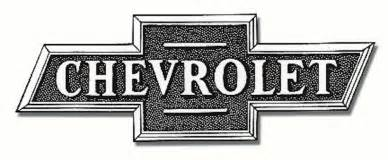 trace the 100 year evolution of chevrolet s bowtie logo
