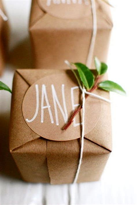 25 best ideas about brown paper wrapping on pinterest