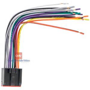 metra 71 1771 wiring harness for 1998 2007 ford lincoln mercury mazda