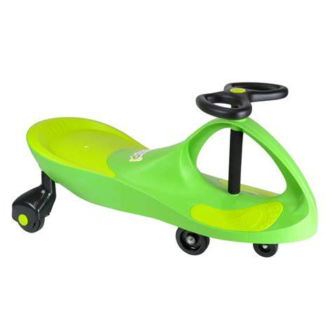 swing car for kids swing car ride on swivel scooter wiggle gyro twist go