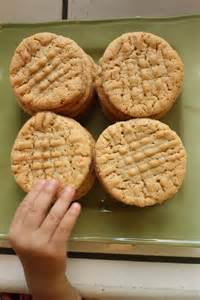 bake along peanut butter cookies littlelifeofmine com