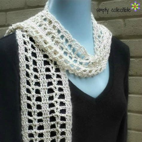 summer infinity scarf crochet pattern summer crush crochet scarf pattern favecrafts