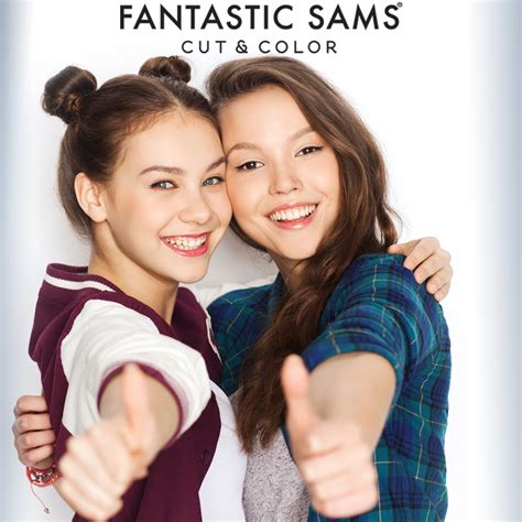 Fantastic Sams Hairstyles by 7 Easy To Do Hairstyles For Back To School Fantastic Sams