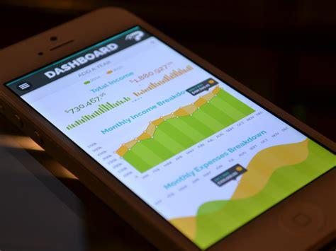 mobile billing mobile dashboard billing app thepixel
