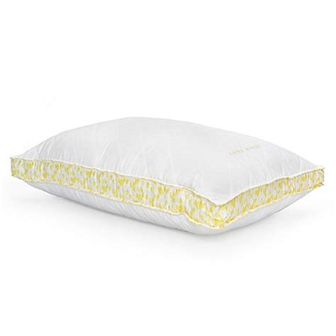 laura ashley bed pillows buy laura ashley 174 ava king bed pillow in yellow from bed