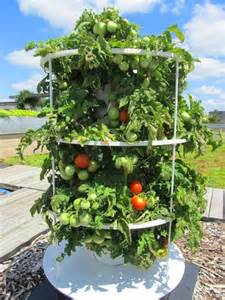 Garden Tower Vertical Container - pin by dino leopard on unique garden ideas pinterest