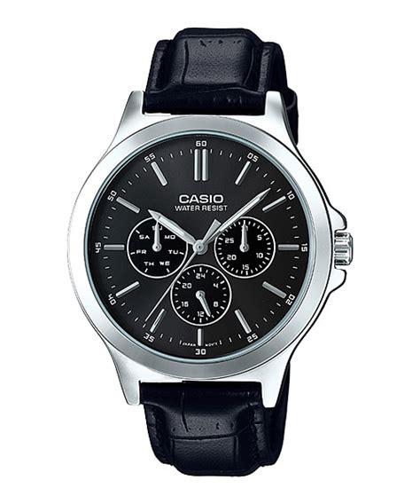 Casio Wanita Ltp V300l 1a Original 1 mtp v300l 1a multi gent s dress timepieces casio