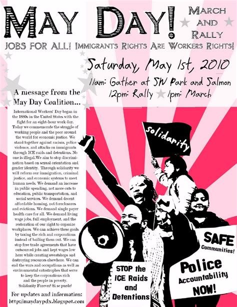 May Day L by May Day