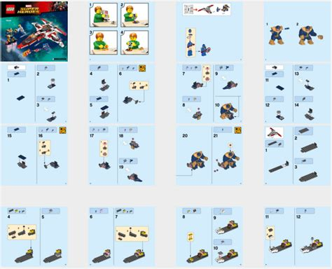 Best Lego 76049 Heroes Avenjet Space Mission shopping for lego heroes avenjet space mission 76049