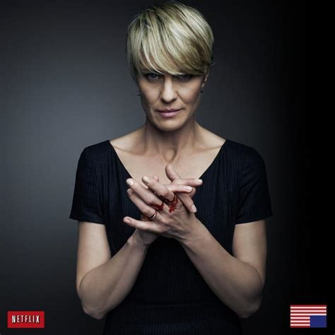 house of cards season 3 robin penns hair claire underwood from netflix s house of cards