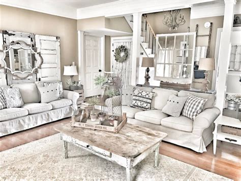 Farmhouse Living Room Furniture by Farmhouse Decor In 10 Stunningly Gorgeous Living Rooms