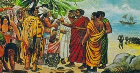 Tang Cabut Sisa Akar ini dia bukti penemu benua amerika adalah muslim bukan colombus