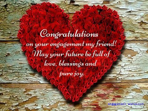 Wedding Congratulations Urdu by Engagement Wishes For A Friend Engagement Quotes For Friends