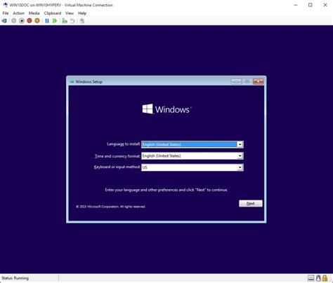 windows 7 vm image create a machine with hyper v microsoft docs