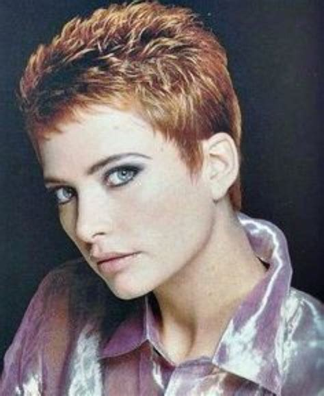 photos of super short hairstyles gallery 1 sarah super short spiky hairstyles for women