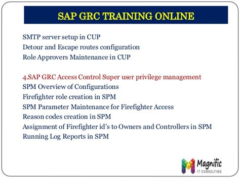 sap grc tutorial sap grc security training sap tutorial training in chennai
