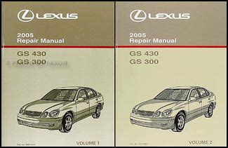 old car manuals online 2005 lexus ls transmission control 1998 2005 lexus gs gs300 sc400 ls automatic