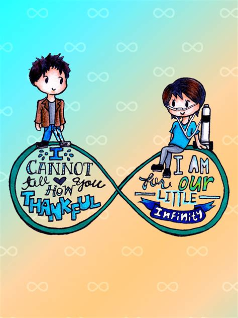 Infinity Tfios The Fault In Our Fan Infinity By Charsheee On