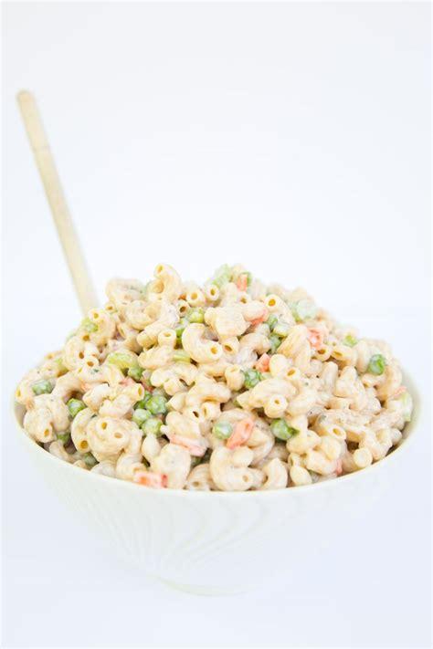 creamy pasta salad favehealthyrecipes com creamy ranch pasta salad recipe macaroni pasta celery