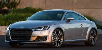 2016 audi tt tts vehicles on display chicago auto