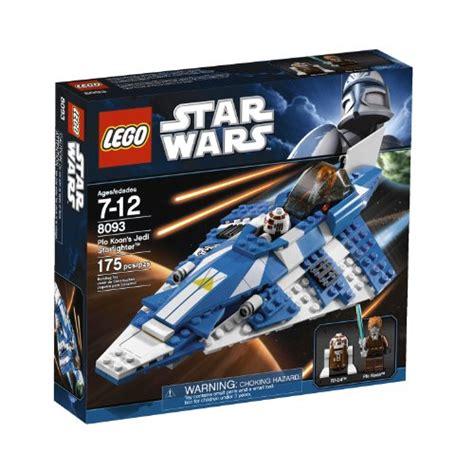 Lego Wars 8093 Plo Koons Jedi Starfighter Original lego wars plo koons jedi starfighter 8093