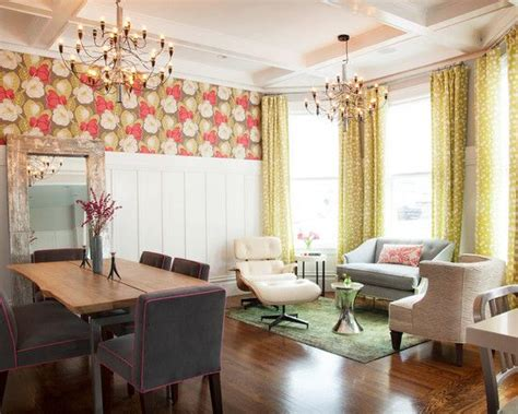 wall treatment dining room ideas pinterest
