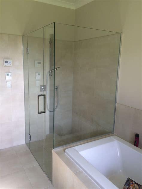shower glass cambridge frameless glass showers waikato