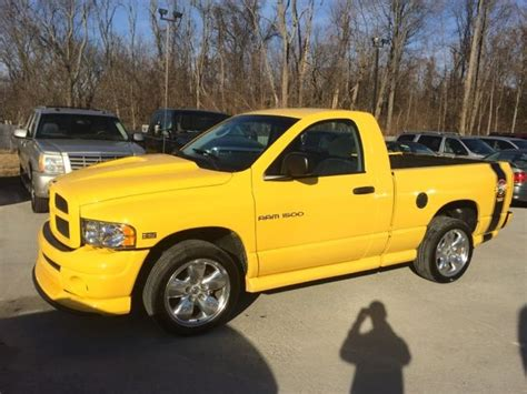 how cars work for dummies 2005 dodge ram 1500 transmission control 2005 dodge ram 1500 slt rumble bee for sale in cincinnati oh stock 11851