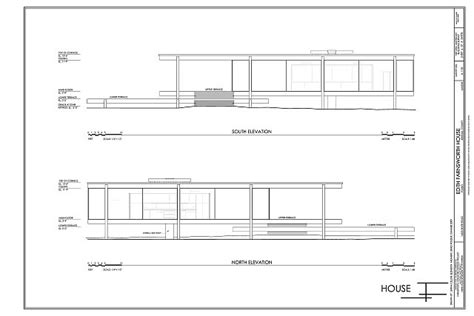 Farnsworth House Floor Plan Dimensions by Farnsworth House Floor Plan Dimensions Graduation On