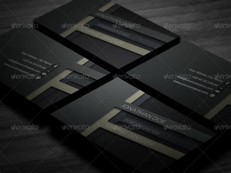 3d business cards templates 3d business card template 01 by petumdesign graphicriver