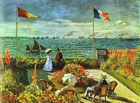 renoir sulla terrazza monet padre dell impressionismo e poeta della natura e