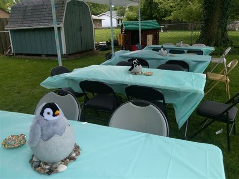 Penguin Baby Shower Decorations by 96 Best Images About Penguin On Baby